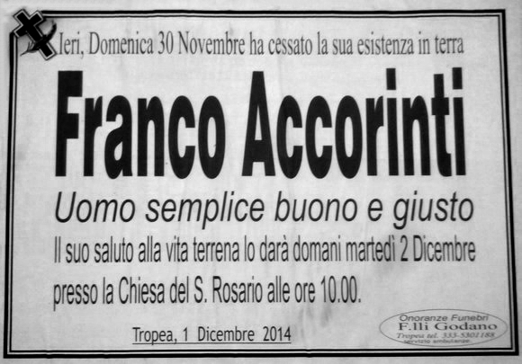 AccorintiFranco