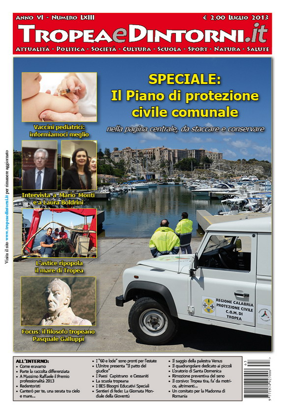 <b>Sicurezza: utile parlarne in estate</b>