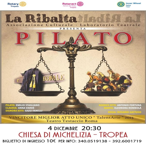 <b>Rotaract club, Rotary club e L'Inner Wheel Tropea</b>