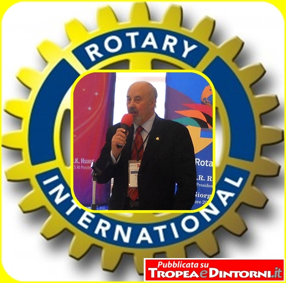 Giorgio Botta, Governatore del Distretto 2100 del Rotary International