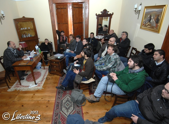 Work Shop Parghelia - foto Libertino