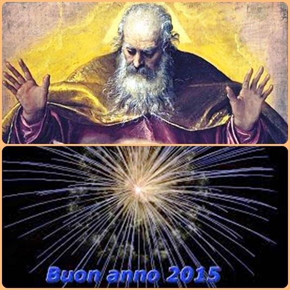 Iddio, sorgente e principio di ogni benedizione, effonda su di noi la sua grazia e ci doni per tutto l'anno vita e salute.