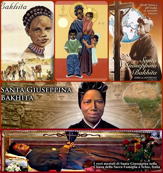 Oggi 8 febbraio è la memoria liturgica di santa Giuseppina Bakhita. Da bambina venne rapita dai mercanti di schiavi, liberata diventò suora e, dopo la canonizzazione avvenuta nel 2000, è diventata simbolo del riscatto per quanti sono vittime della tratta. - Oggi è la la giornata di preghiera e di riflessione: contro la tratta occorrono azioni concrete e coraggiose.