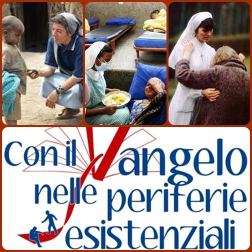 Numeri belli: gli istituti sanitari, di assistenza e beneficenza gestiti nel mondo dalla Chiesa cattolica sono complessivamente 115.352. Un miracolo dell'amore!