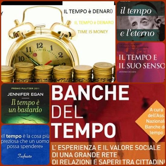 """""""Il tempo vale quanto vale Dio... Il tempo è un tesoro, che solamente in vita si trova; non si trova nell'altra, né nell'inferno, né in cielo"""" ). Sono due espressioni di S. Alfonso M. de Liguori (1696-1787), vescovo e fondatore dei Redentotisti. Pertanto è bene ri-pensare che il il tempo non è solo denaro, secondo la mentalità del mondo, ma l'opportunità che ci viene data per guadagnare il tutto e non solo nell'al di là."""