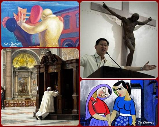 Quaresima di misericordia, tempo favorevole per riavvicinarsi a Dio e riconciliarsi con i fratelli. Da Papa Francesco parole e gesti significativi.