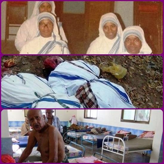Il mitra e il grembiule, l'odio e l'amore - L'attacco sanguinoso terrorista in Yemen al Convento delle Missionarie della Carità ha riempito di sdegno il mondo intero. atto di violenza insensata e diabolica. l'odio si accanisce contro l'amore che si dona