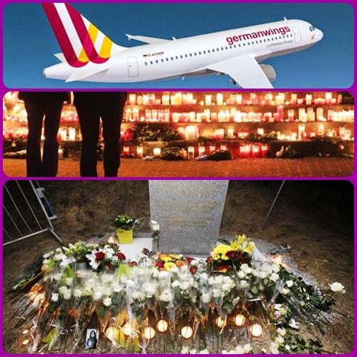 Sul mare di dolore che ha accompagnato la tragedia dell'aereo schiantato sulle Alpi francesi si è posato compostamente il velo della consolazione, della preghiera e della solidarietà di tutto il mondo.