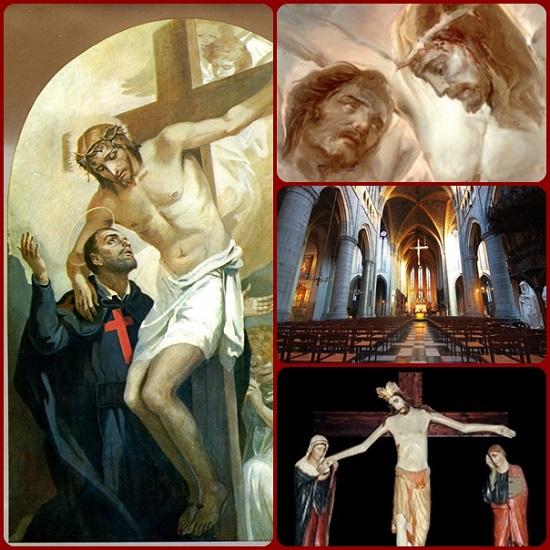 Il ladrone in croce con un breve atto di fede conquistò Gesù, mutando la croce in premio. Ci sarà sempre una porta aperta della misericordia: sta all'uomo entrarci con fede e amore.