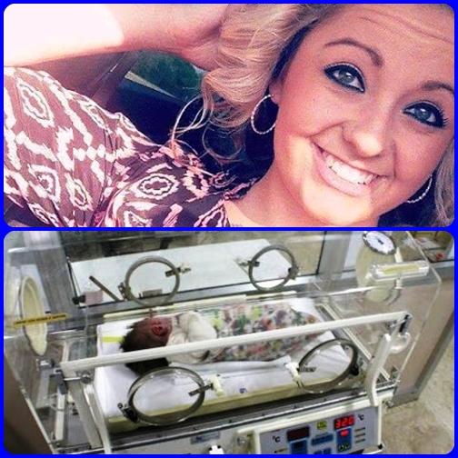 la giovane Sharista Giles, 20 anni, di Sweetwater, inTennessee (USA), che a causa di un incidente stradale è rimasta in coma da dicembre a pochi giorni fa mentre era incinta di 5 mesi. La ragazza non solo si è svegliata contro ogni parere, ma ha scoperto di aver partorito un bimbo sano di 3 chili e 800 grammi.