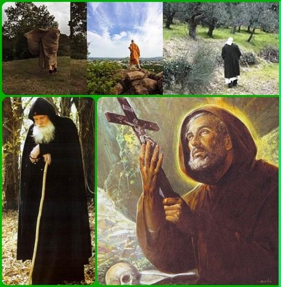 Il vero santo non cerca la sua gloria, ma la gloria di Dio e il bene dei fratelli. Senza protagonismo; ma con la semplicità dell'essere fratello tra i fratelli. Le vite dei Santi, anche quelli cari alla nostra devozione, offrono incoraggianti testimonianze.
