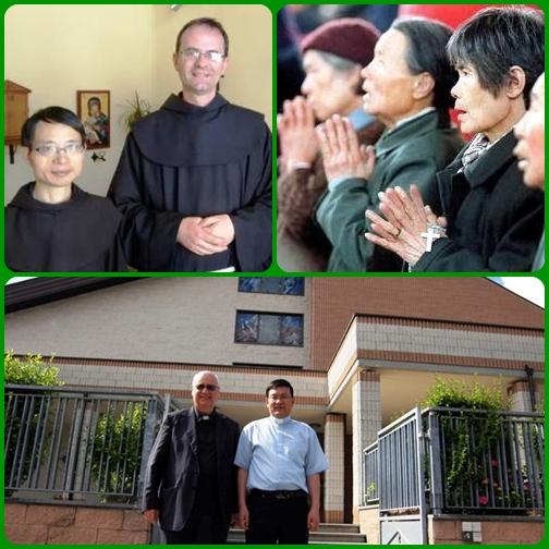 Il vescovo Franco Agostinelli assicura che la parrocchia mista italo-cinese verrà realizzata all'Ascensione al Pino, dove da 15 anni è già presente una cappellania cattolica cinese.