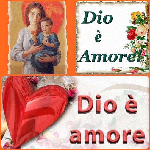 """Incontrare il cuore """"materno"""" di Dio attraverso la Madonna. Dio è mamma: per lui ognuno di noi è importante non per quello che ha, né per quel che sa fare, ma per quello che è, cioè figlio di Dio. Le semplici esperienze quotidiane ce lo dimostrano a sufficienza.."""