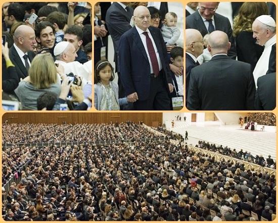 Si avvicina il Giubileo delle donne e degli uomini che fanno impresa che avrà luogo il prossimo 13 maggio a Roma. - E' passato un mese e mezzo da che Papa Francesco ha incontrato in udienza gli imprenditori di Confindustria.