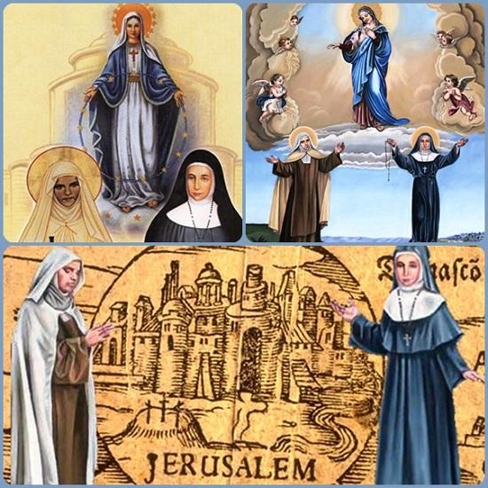 La Canonizzazione di due suore palestinesi: Maria Alfonsina Danil Ghattas e Maria di Gesù Crocifisso. Una dimostrazione concreta della possibilità della pacifica convivenza dei popoli e delle religioni.