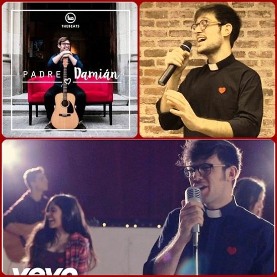 Padre Damián María Montes, sacerdote redentorista, sta attirando sempre più l'attenzione di media importanti, perchè statrasformando i cuori in Spagna con le sue canzoni, tra cui Story of My Life, la storia della mia vita: una storia preziosa.