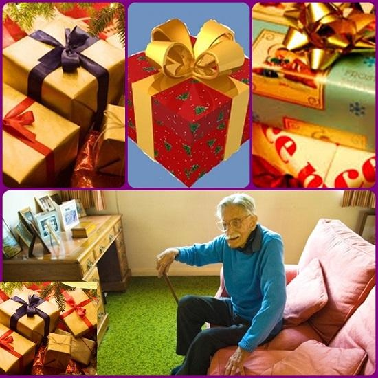 """A volte un regalo si llude di aver fatto il """"proprio dovere"""" verso un genitore anziano che ha voglia della presenza del suo figlio o un bambino che ha voglia della presenza del suo papà. Il regalo deve contenere l'amore, non sostituire l'amore."""