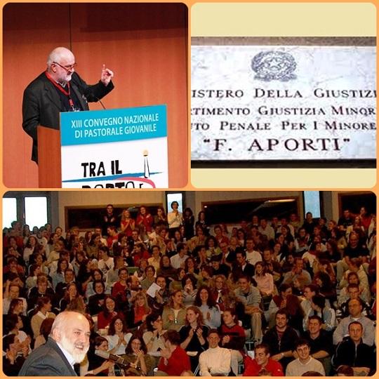 don Domenico Ricca, cappellano del carcere minorile Ferrante Aporti di Torino - è esserci e non stare fuori dal campo dove viene giocata la partita».