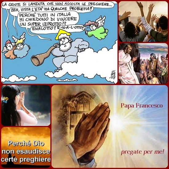 """Molti si lamentano: """"Io prego, ma non ricevo risposta""""; oppure: """"Ho pregato a lungo, senza alcun risultato; quanto tempo dovrò aspettare ancora?"""". E così molti non pregano più, convinti che le loro preghiere non riescono a giungere a buon fine."""