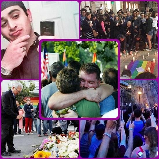 """Tornerò di nuovo alla chiesa"""", ha detto al padre il portoricano Angel Colon, uno dei sopravvissuti della strage di Orlando (USA), dove un militante dell'Isis ha ucciso una cinquantina di persone in una discoteca gay."""