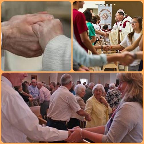 Le sacre liturgie sono affascinanti e dicono molto alla sensibilità dell'uomo di oggi. Ma c'è il rischio che bell si fermino alla pura formalità senza coinvolgere il cuore. Ci vogliono anche le opere!