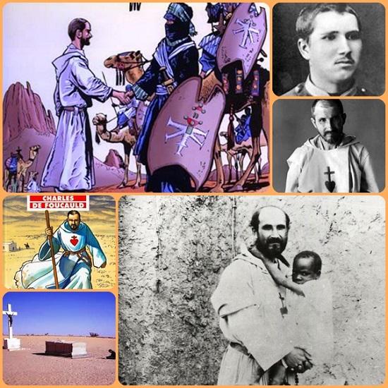 """La singolare storia del Beato Charles Foucauld ebbe inizio da una innocente domanda che gli fece una nipotina, mentre egli vantava le sue avventura in Marocco: """"Tu, zio, cosa hai fatto per Gesù?"""""""