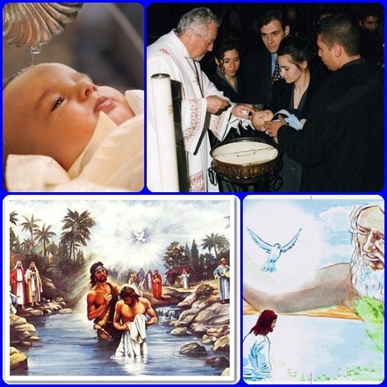 """col battesimo il bambio riceve la particolare configurazione che lo rende simile a Cristo, in modo che Dio Padre guardando ad ogni battezzato è come se guardasse al suo eterno Figlio: """"Tu sei mio Figlio nel quale mi sono compiaciuto!"""". Infatti il Battesimo toglie dal bambino il virus del peccato originale e gli dona la bellezza e la dignità filiale."""