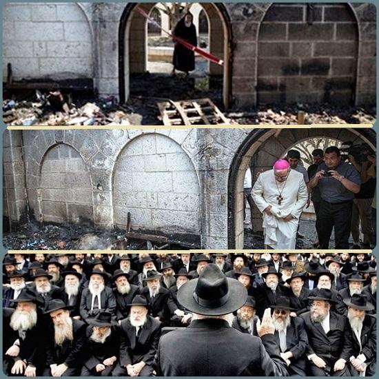 Il santuario di Taghba, edificato sul luogo della moltiplicazione dei pani e dei pesci, era stato danneggiato da un gruppo estremisti sionisti lo scorso 18 giugno, sarà riparato con il contributo degli ebrei israeliani.