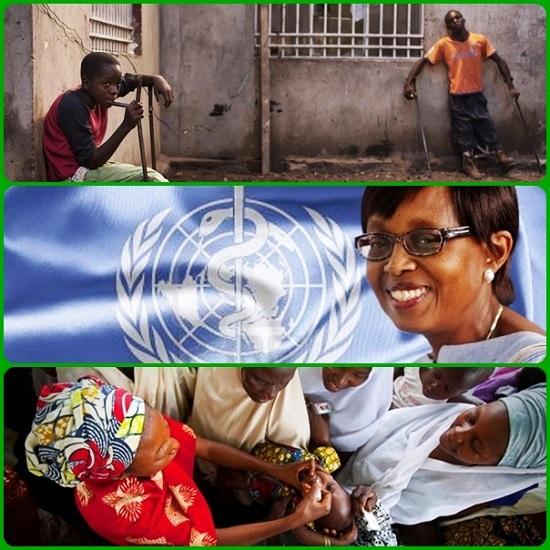 La direttrice per l'Africa dell'Organizzazione mondiale della sanità (Oms): «L'Africa è a un passo dall'essere libera dalla poliomielite