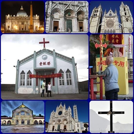 """""""Hai preparato, o Dio, una casa per il povero"""", dice una preghiera liturgica. E i poveri da sempre hanno pensato a perparare una Casa per il loro Dio."""