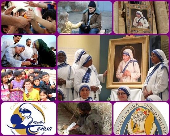 Da ieri è in corso l'evento giubilare del mondo del Volontariato e degli Operatori di Misericordia. Le celebrazioni si terranno culmineranno con la canonizzazione di Madre Teresa domenica 4 settembre.