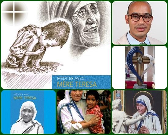 """Abbandonato in un cassonetto di Bombay, fu salvato da Madre Teresa e oggi è seminarista in attesa di diventare sacerdote. La storia di Emmanuel Leclercq, francese, autore di diversi libri tra cui """"Méditer avec Mère Teresa"""""""