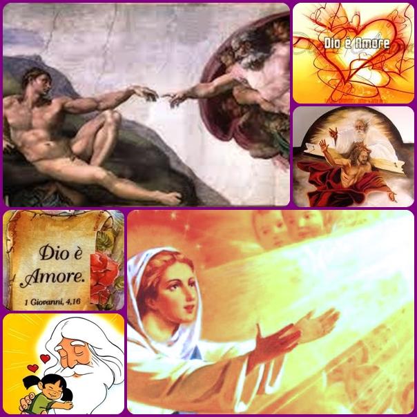Dio le ha inventate tutte per vincere la durezza del nostro cuore: la grotta di Betlemme, la nuda croce sul Calvario, il pane dell'Eucaristia, sua madre Maria donata a tutti...