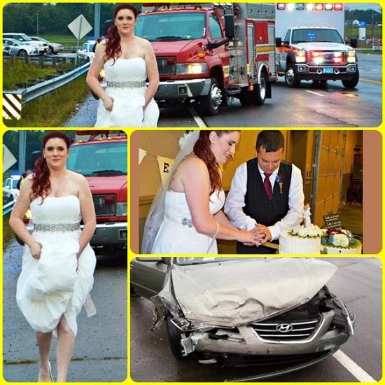 """Sabato 3 ottobre 2015. Sarah Ray, una giovane paramedico abbandona il proprio matrimonio per andare a soccorrere i famigliari rimasti coinvolti in un incidente stradale e dice con disinvolta semplicità: """"Lo avrei fatto per chiunque""""."""