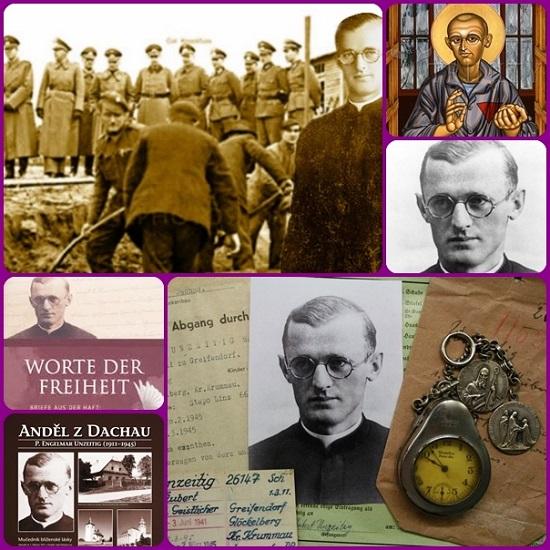Una scintilla nel buio nazista. Lo scorso 24 settembre 2016 è' stato beatificato in Germania il sacerdote Engelmar Unzeitig, martire nel lager di Dachau. Il suo supremo gesto d'amore fu la volontaria offerta ad assistere e curare i malati di tifo a Dachau.