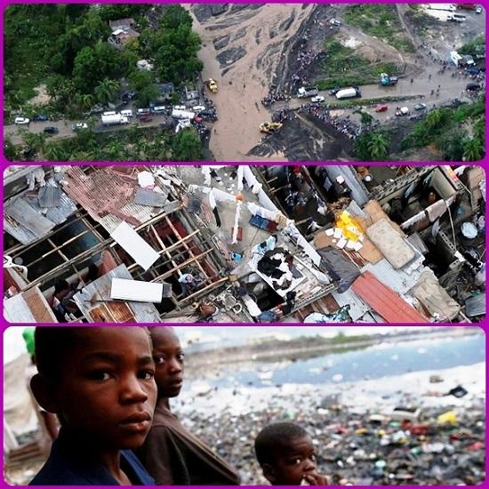 Haiti ancora nella stretta del martirio della natura. Devastante terremoto nel 2010; desolante uragano in questi giorni scorsi. Cosa fare? Innanzitutto far vincere la nostra umanita: vicinanza spirituale a quanti sono stati colpiti dalla calamità, affidare i defunti alla misericordia di Dio, perché li accolga nella sua luce, mettere in campo gli aiuti e la solidarietà in questa nuova prova che conosce questo martoriato Paese.