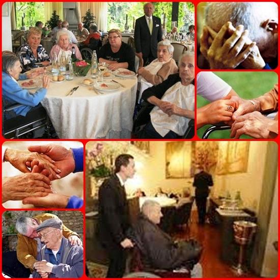Uno dei più grandi onori è poter prendersi cura di quelli anziani che qualche volta ci preoccupano. I nostri genitori, e tutti quegli anziani che hanno sacrificato le loro vite, con il loro tempo, denaro e sacrifici per noi, meritano il nostro massimo rispetto.