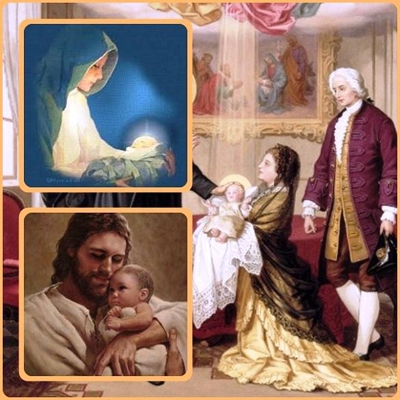 La benedizione dei genitori sui figli è il ringraziamento a Dio per il dono della vita e l'affidamento a Colui che il Creatore e il Padre della vita. - Essa dovrebbe ritornare ad essere un gesto consueto nelle nostre famiglie.