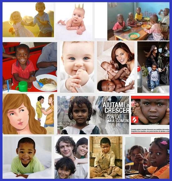 - Vogliamo il bambino, che tutti rifiutano! Quello che veramente conta è che vinca l'amore, soprattutto verso i più bisognosi.