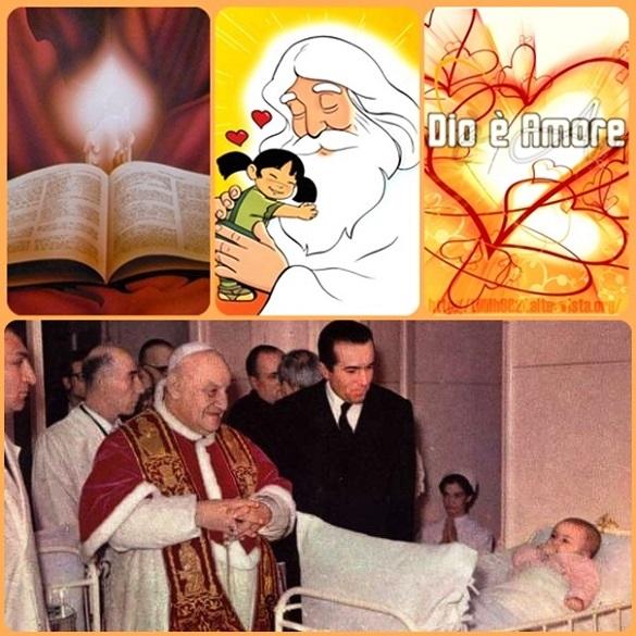 In questo Natale, nel visitare i presepi e ammirare le luci festore, non dimenicare di cercare Dio con gli occhi del cuore e con un cuore semplice, da bambino.
