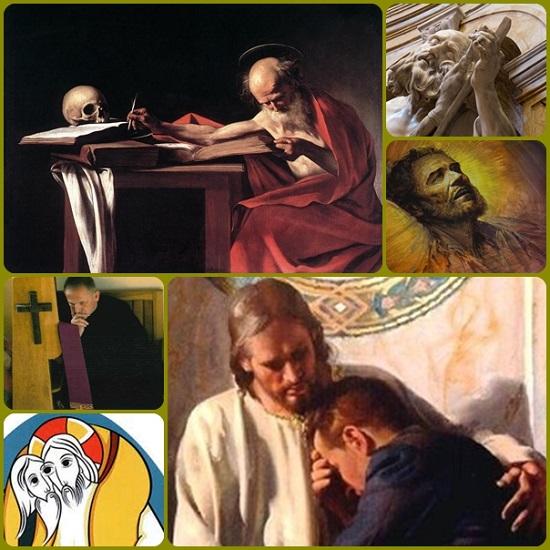 """Proprio questo, ha concluso il Pontefice, «è quello che, oggi, il Signore ci chiede: """"Coraggio, dammi i tuoi peccati e io ti farò un uomo nuovo e una donna nuova""""»."""