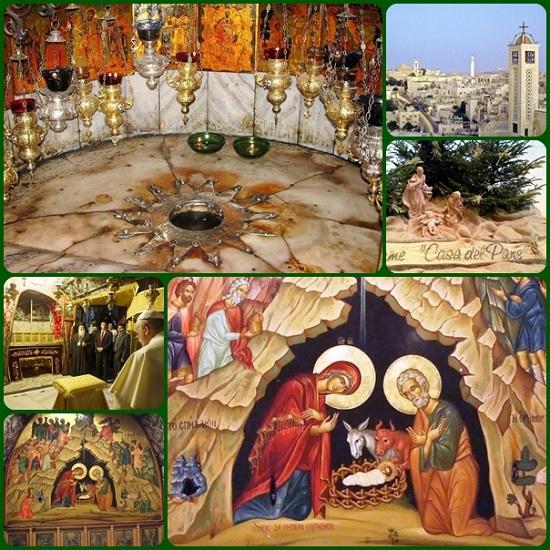 """""""Felice chi ha Betlemme nel suo cuore, nel cui cuore, cioè, Cristo nasce ogni giorno! Che significa del resto """"Betlemme""""? Casa del Pane. - Siamo anche noi una casa del pane, di quel pane che è disceso dal cielo."""" (S. Girolamo, commento del Salmo 95)."""