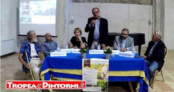 Prof. Antonio De Luca, Prof. Pasquale De Luca, Dr.ssa Mariangela Preta, Dott. Giuseppe maria Romano, Don Nicola De Luca. Arch. Emilio Minasi