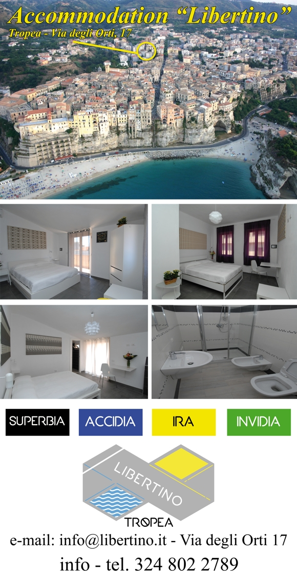 AccommodationLibertinoTropea