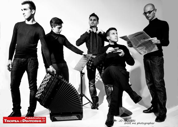 """Il quintetto di fisarmoniche  """"ACCORDION'S QUINTET TORREFRANCA"""""""