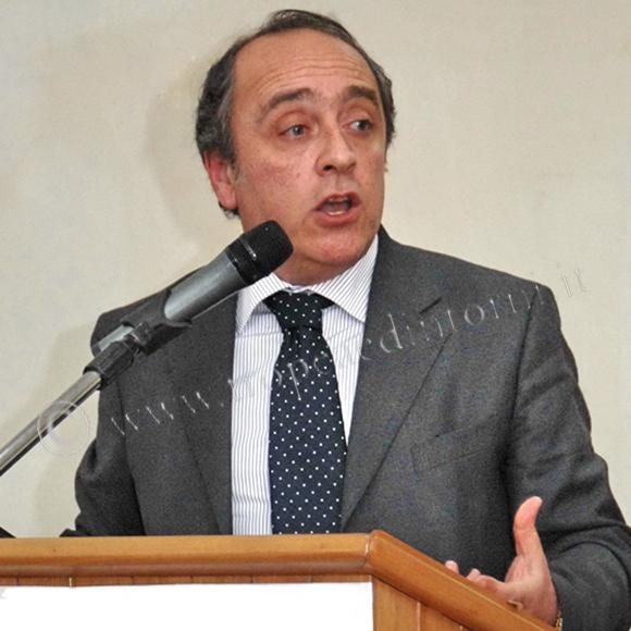 Michele Accorinti, Presidente dell'Accademia degli Affaticatti - foto Libertino
