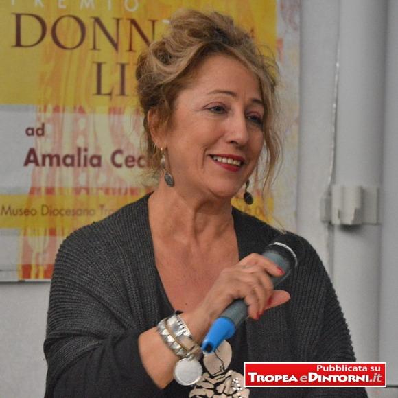 """L'autrice del libro """"La Scelta"""" Adriana Lopez"""