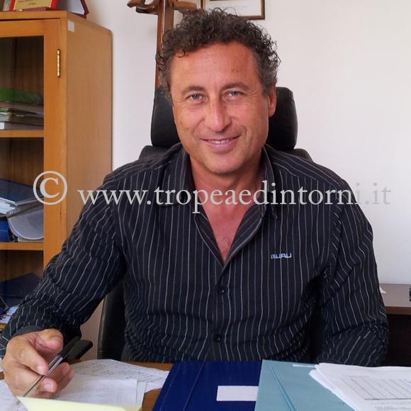 Il Dirigente Scolastico Ing. Antonello Scalamandrè - foto Barone