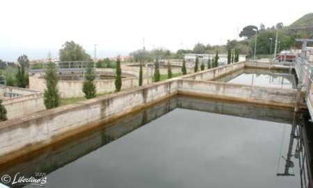"""L'impianto consortile di depurazione denominato """"Argani"""" - foto Libertino"""