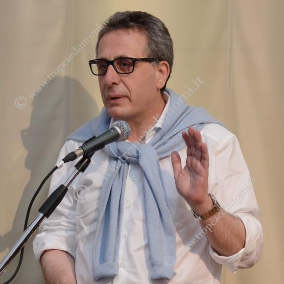 L'Assessore alla Cultura della Regione Calabria Mario Caligiuri -foto Libertino